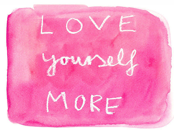 Love Yourself More by Ivana Cunja