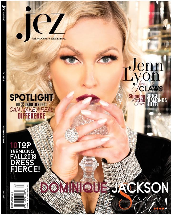- Jen Lyon for Jez Magazine