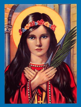 Blessings FromSaint Philomena -