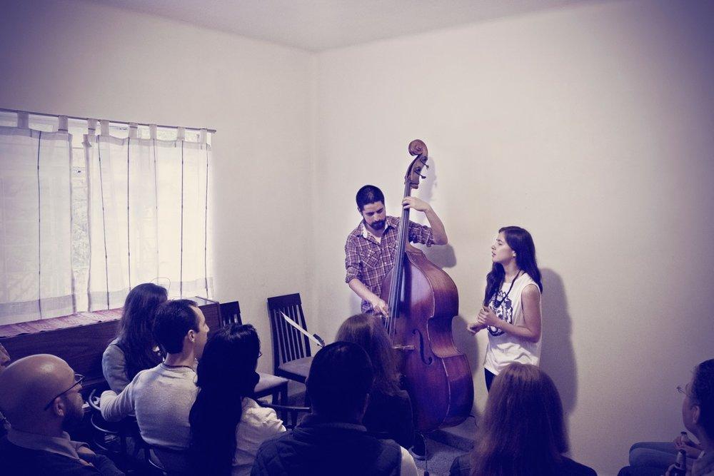 Dueto Beaujean:Garcia en Colectivo Noon @ Nuria Ortega.jpeg