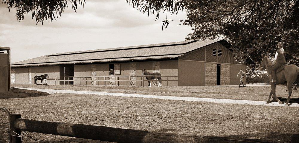Marcus Oldham College Horse Complex