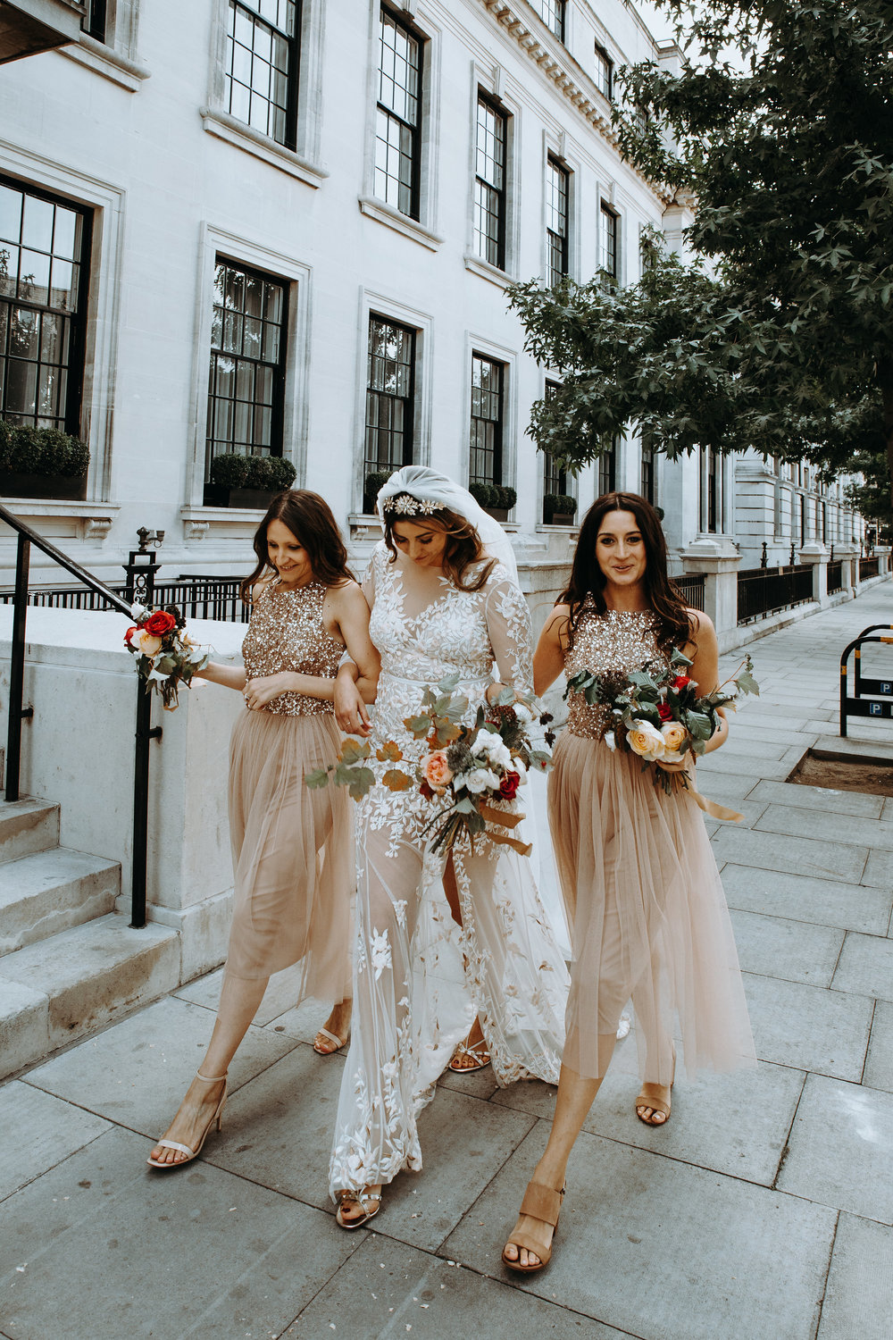 Tilly Thomas Lux real bride