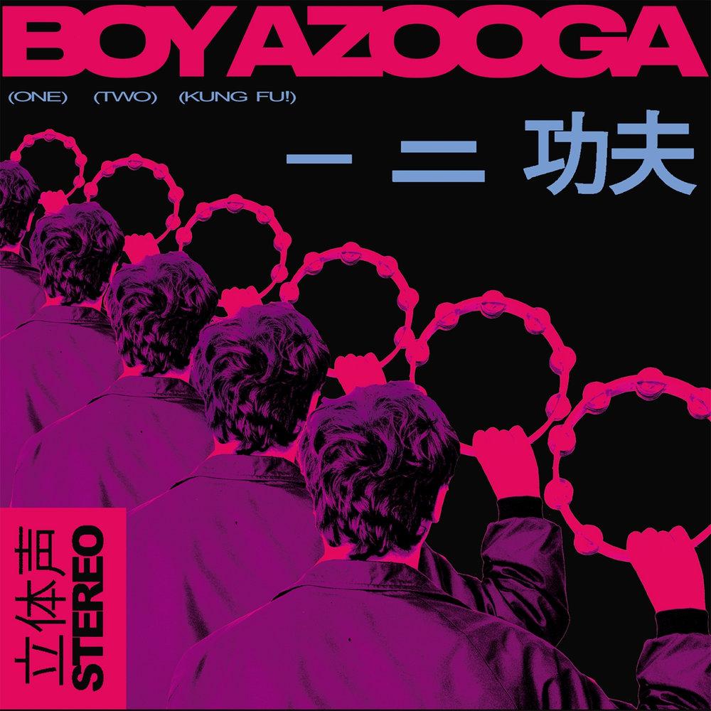 Boy Azooga 1, 2, Kung Fu!