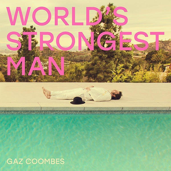 Gaz Coombes World's Strongest Man