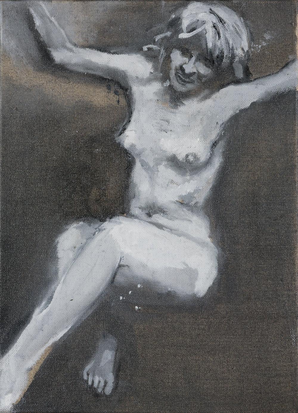 2015, Célaeno - Pléiade (nymphe céleste), 33 x 24 cm.jpg