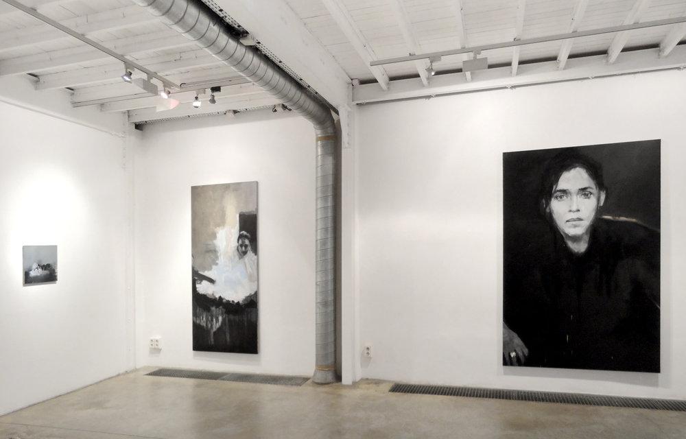 Ulysse, c'est moi  galerie Les filles du calvaire, Paris, France