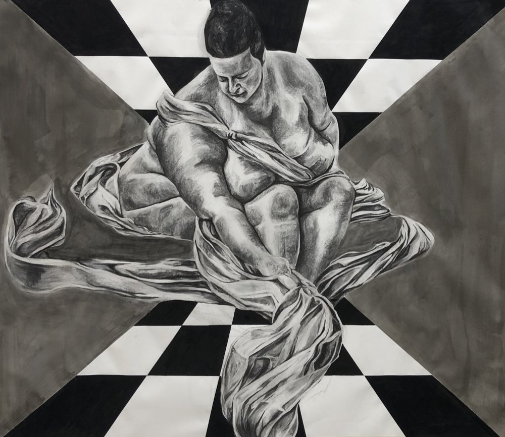 Josie Binney Black & White floor.jpg