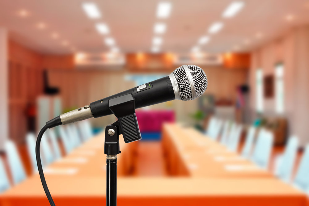 Speaker Coaching - The right support makes all the difference