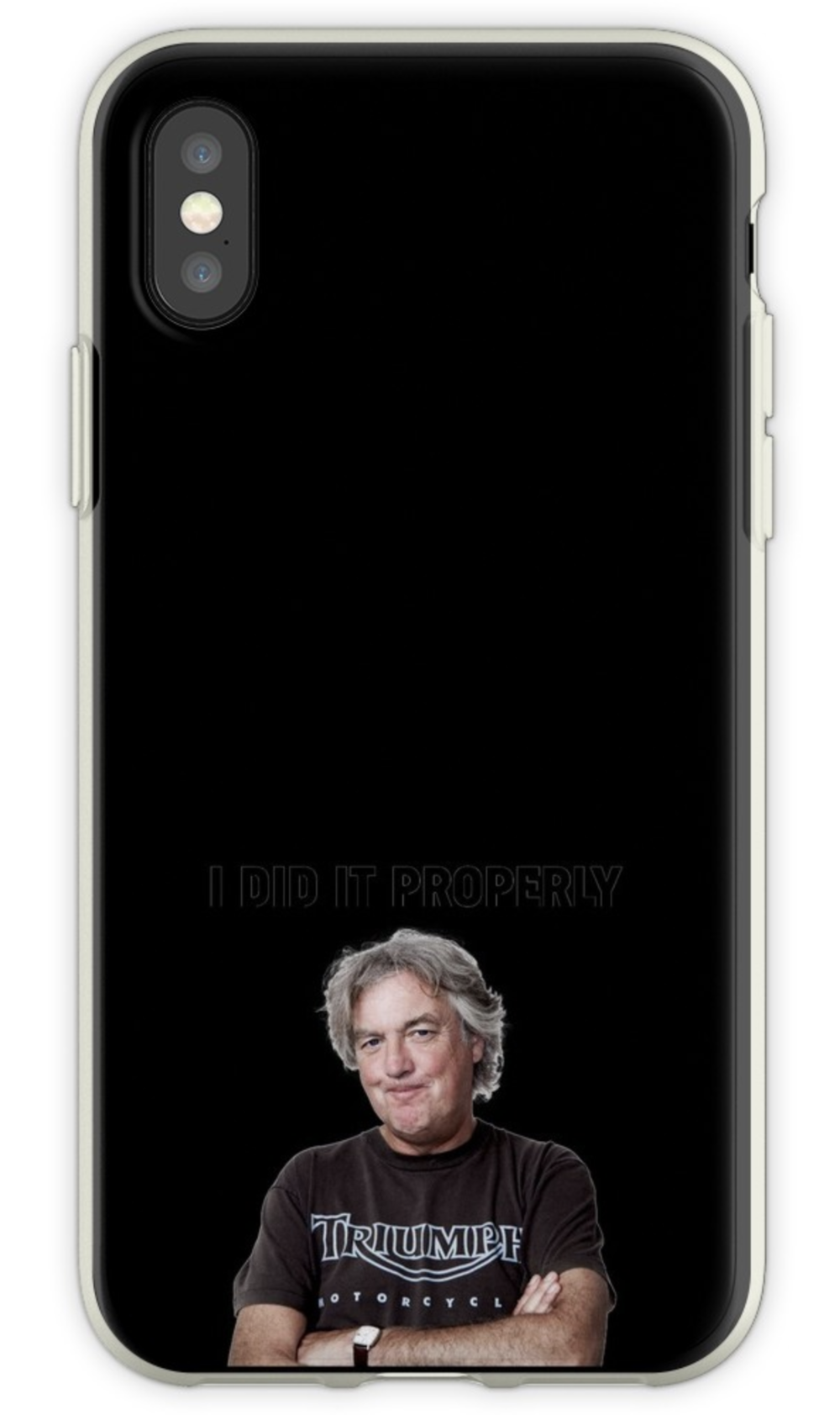 James May iPhone Case