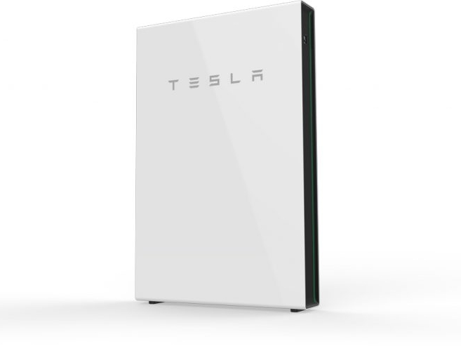 """Powerwall 2 - """"We had been looking into battery storage since having our solar installed and Tesla ticked all the boxes for us, Daylight Energy did a very professional job, would certainly recommend""""Mr & Mrs Browne CV23"""