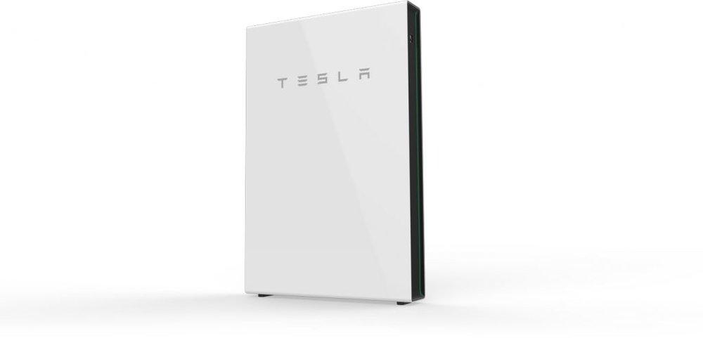 Tesla Powerwall storage battery