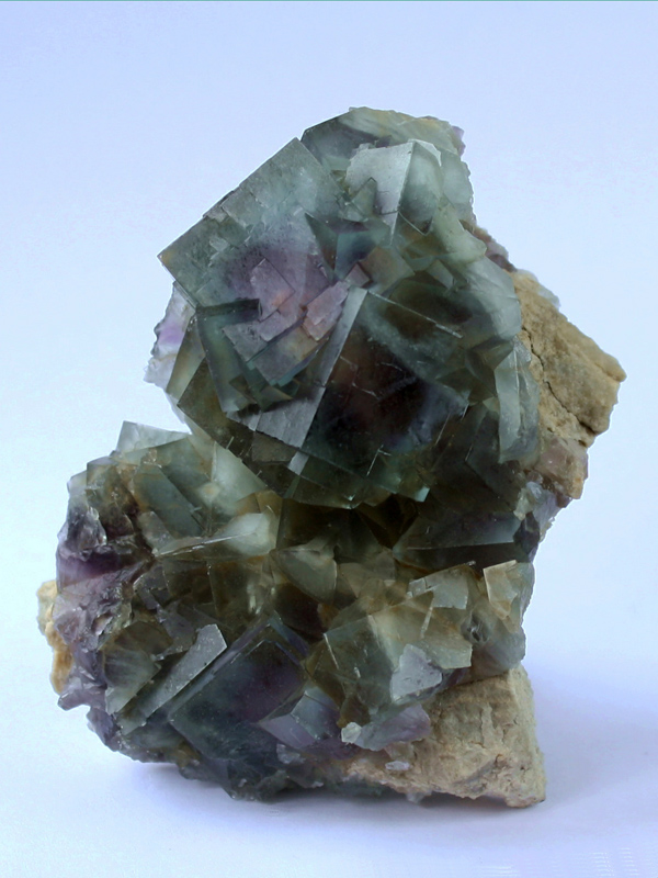fig. 2: superb Fuorite from Lake Rieding