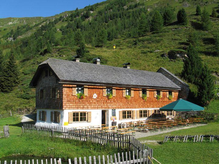fig. 3: Strickler hut