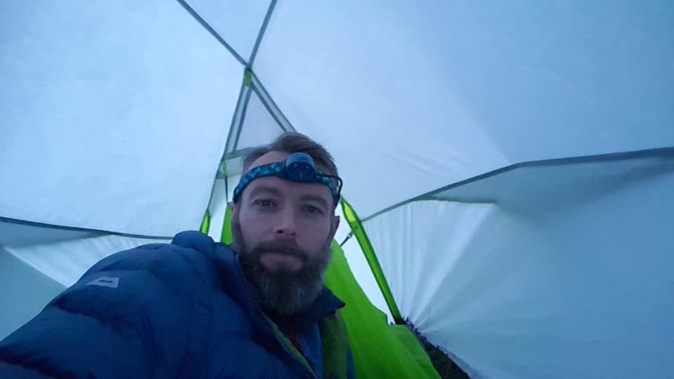 Mark Gamblin Wild Camping