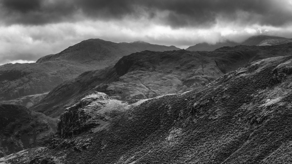 Langdale Pikes Wild Camping Workshop - This workshop in set in the stunning Langdale Pikes, we will camp high up looking over the pikes for sunset and sunrise. We will then do a circuit over the pikes with plenty of opportunities for stunning landscape images.Price from £175