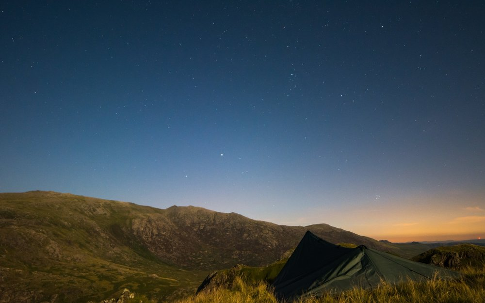 High Street Wild Camping Workshop - Starting from Haweswater this workshop will take us up onto High Street for sunset, with a wild camp at Small Water to watch the sunrise over Haweswater.Price from £175