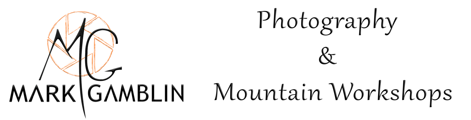 Mark Gamblin Photography & Mountain Workshops