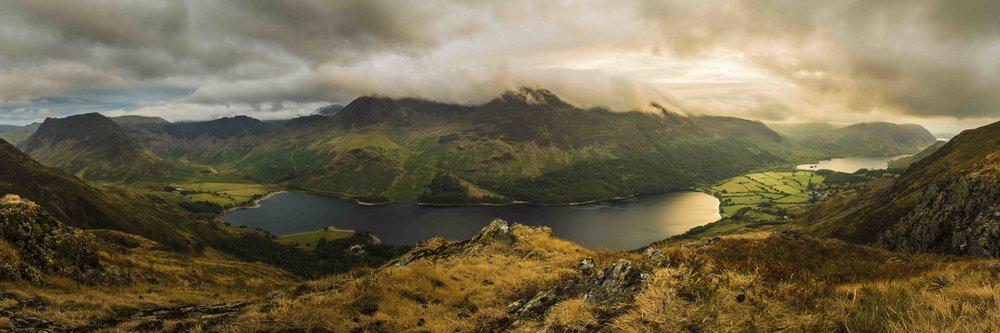 Buttermere and Haystacks landscape photography walk - Guided walk with landscape photography tuition in the Stunning Buttermere valley in the western Lake District£40 per person