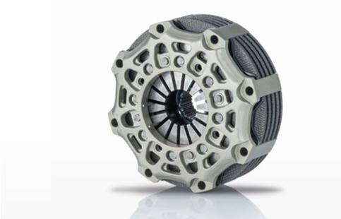 ZF Sachs Formula 3 carbon clutch
