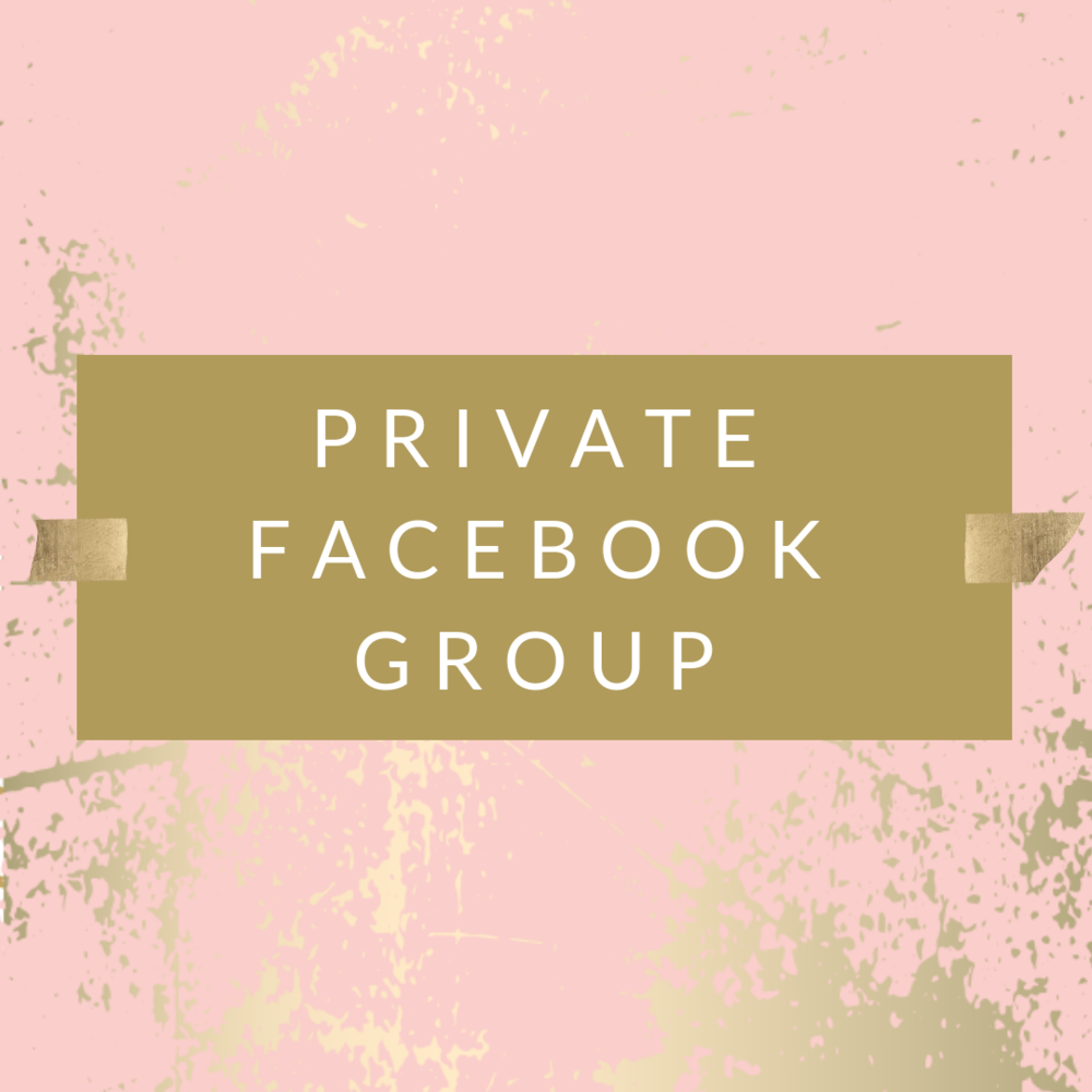 private facebook class