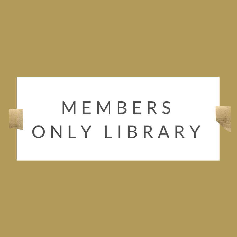 members only library