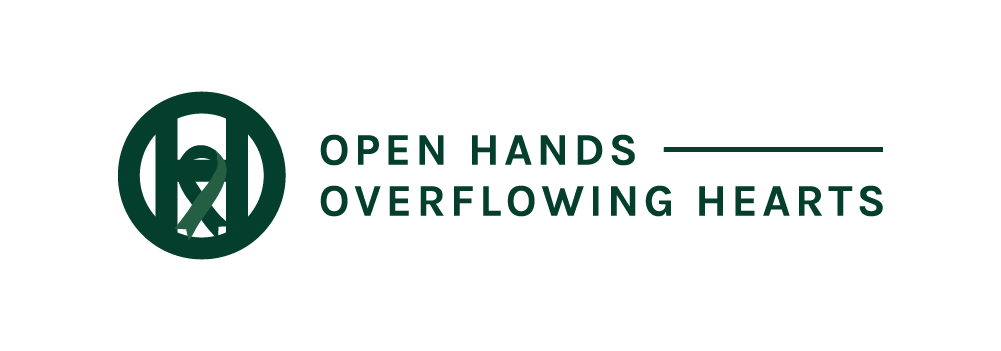 Open Hands Overflowing Hearts