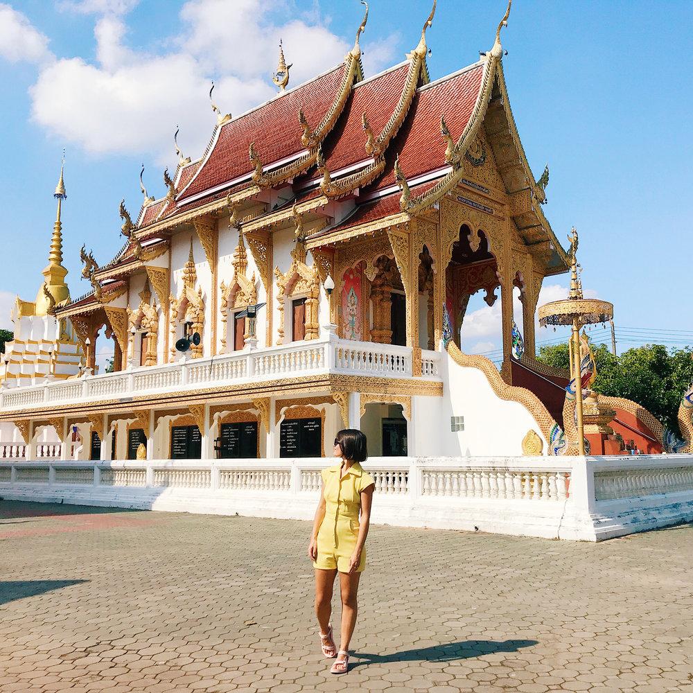 Chiang Mai Thailand Travel Guide - Claire Eliza - Doi Saket Wat.JPG