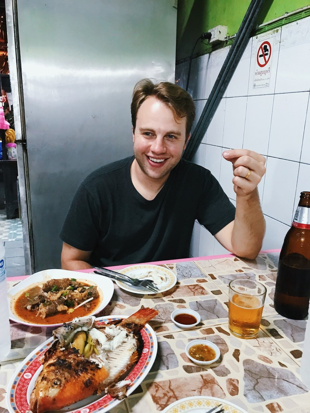 The Foodie Guide to Chiang Mai Thailand - Adventure Claire Eliza 21.JPG