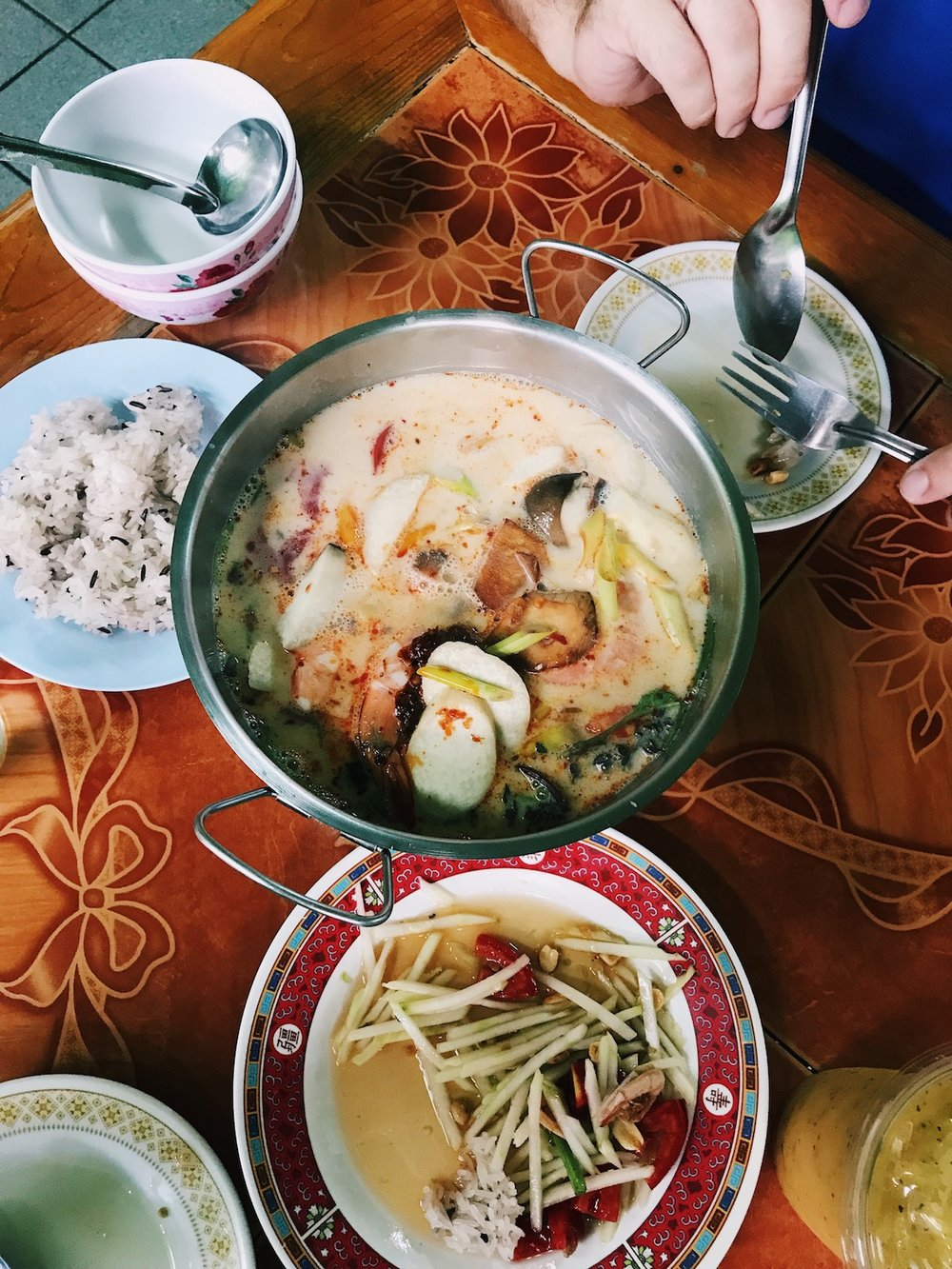 The Foodie Guide to Chiang Mai Thailand - Adventure Claire Eliza 16.JPG