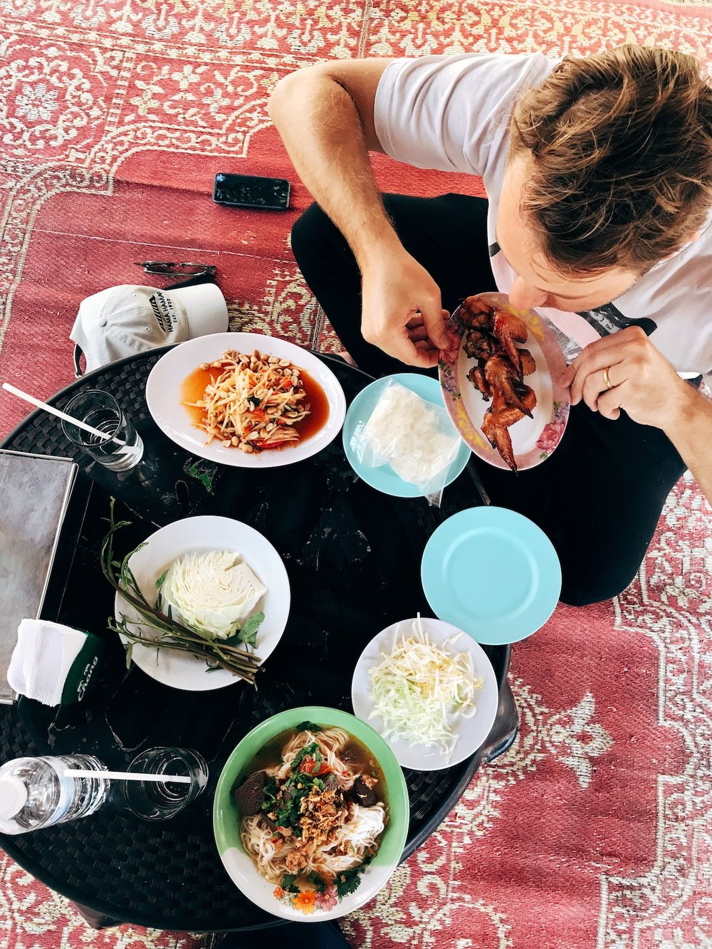 The Foodie Guide to Chiang Mai Thailand - Adventure Claire Eliza 25.JPG