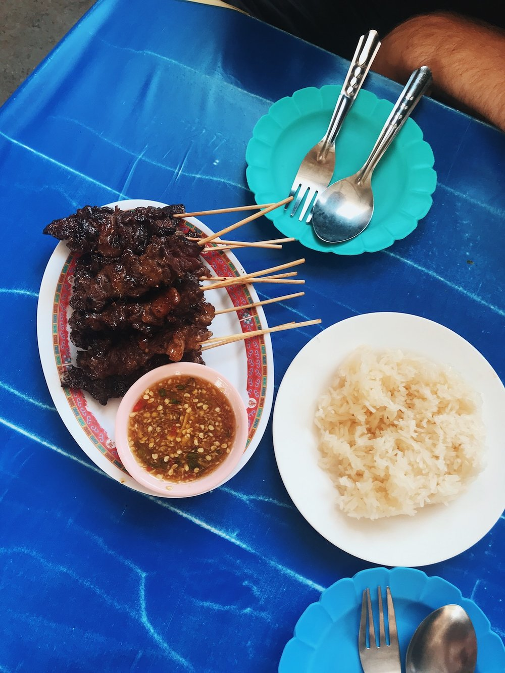The Foodie Guide to Chiang Mai Thailand - Adventure Claire Eliza 36.JPG