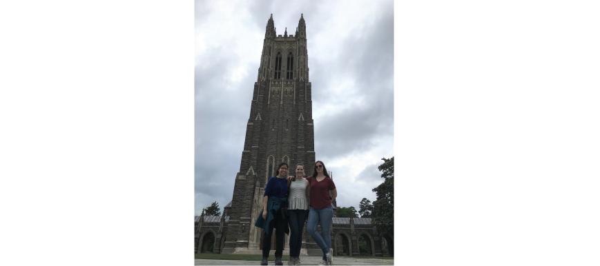 Carolina workshop on biosensors and force measurements in living cells (2017)