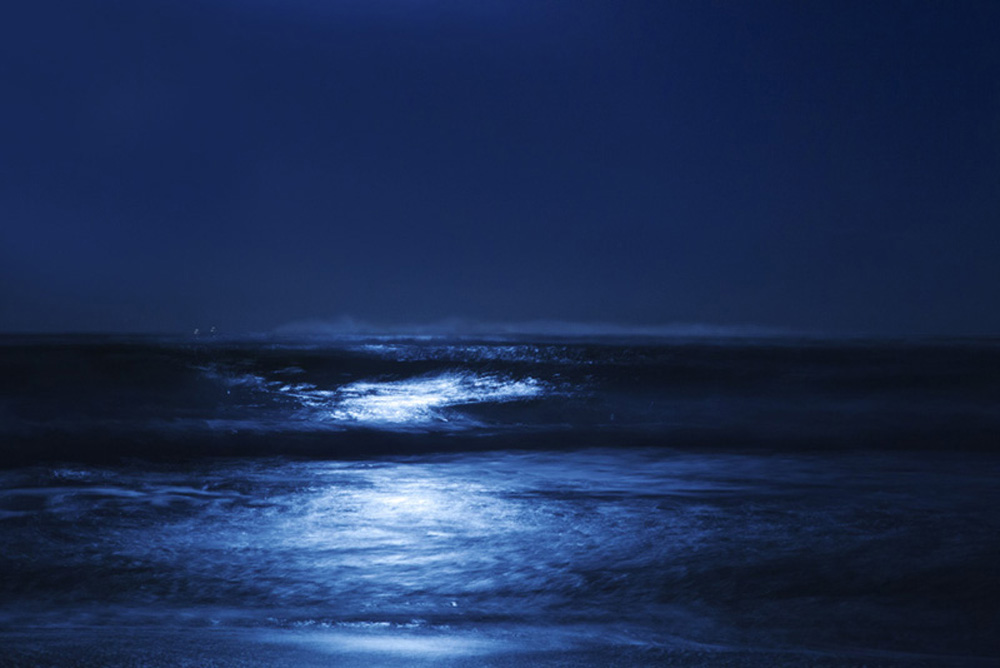 Blue, Moonlight