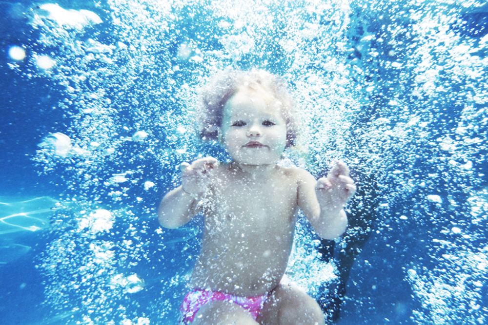 Celestial Babies Submerge I