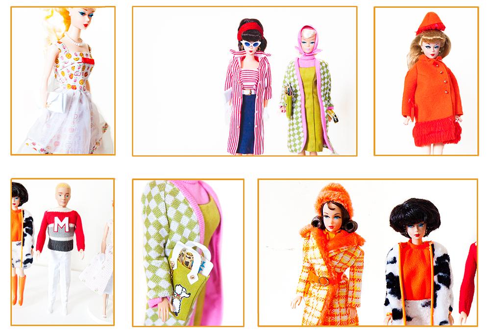 Barbie Series I