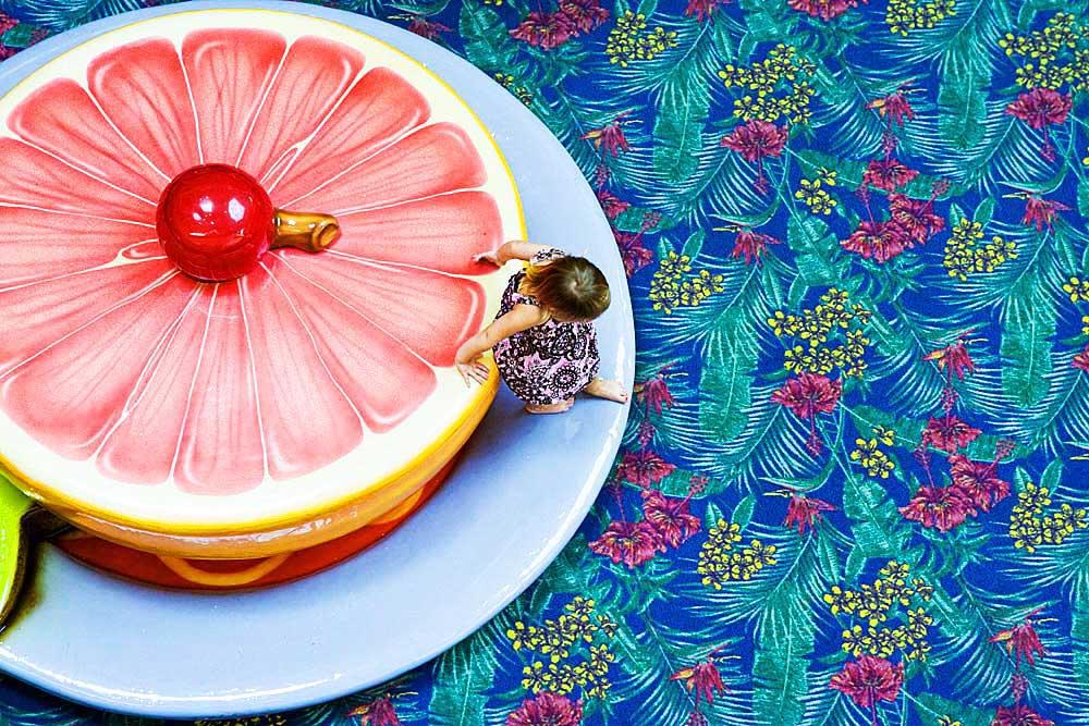 Grapefruit Girl