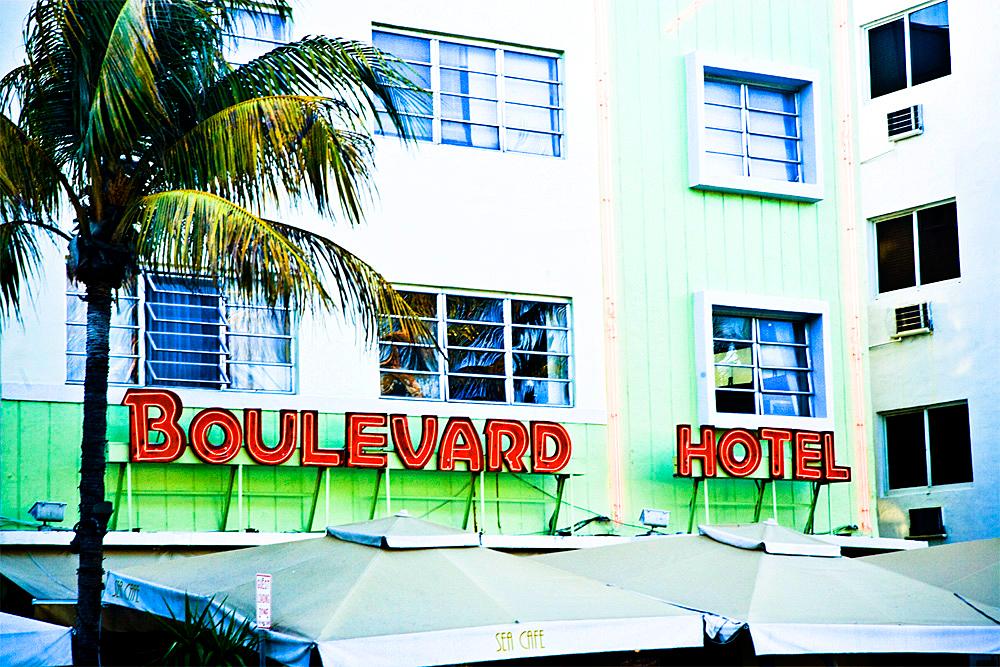 South Beach Boulevard Hotel