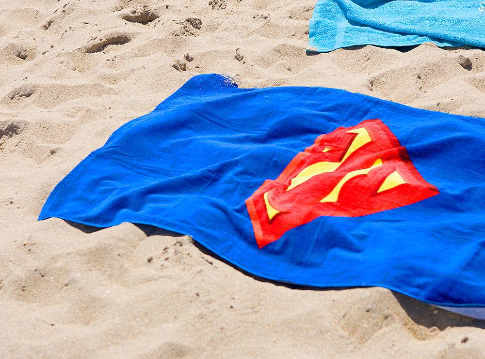 Spring Break Superman