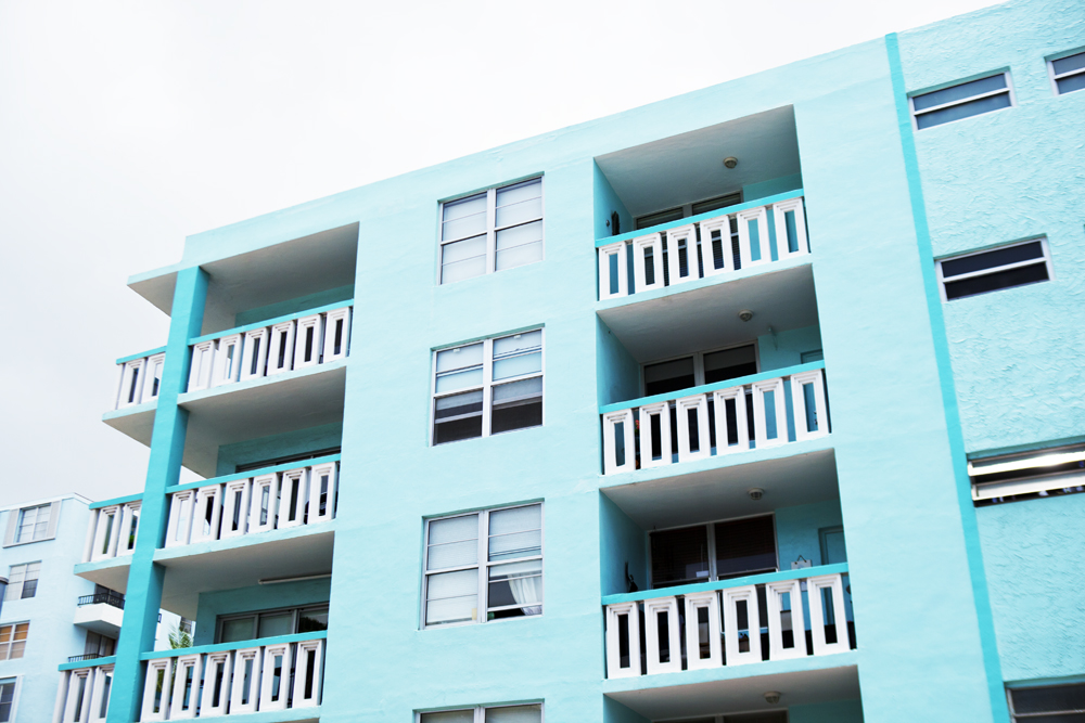 Turquoise Condo