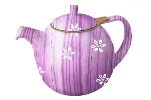Tea Kettle Lavender