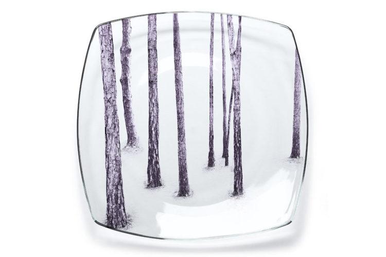 Lavender Plate