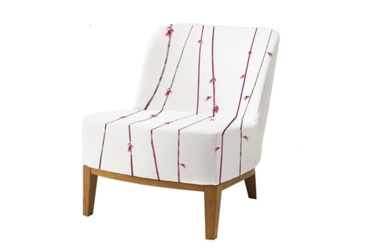 Pink Topaz Chair
