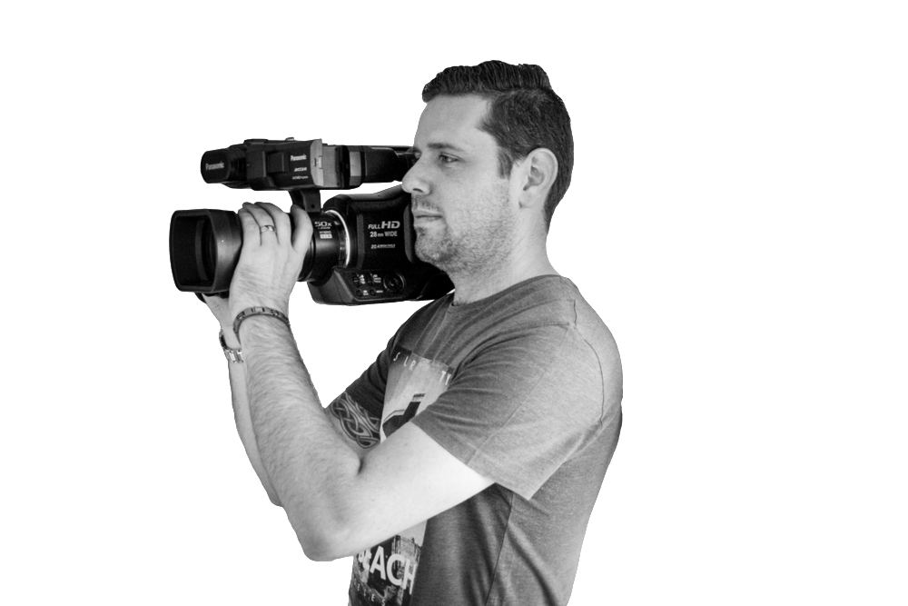 Daryn - Daryn specialises in videography and has done lots of work with companies in and around Salisbury including, Walk for Wards, Barn Dental Clinic and a few other local companies, along with beautiful wedding videos.