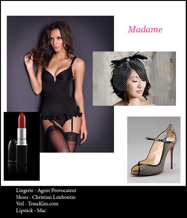 Lavish Looks - Madame