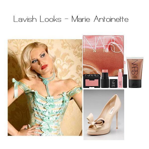 Lavish Looks - Marie Antoinette