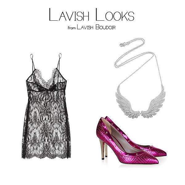 lavish boudoir lingerie