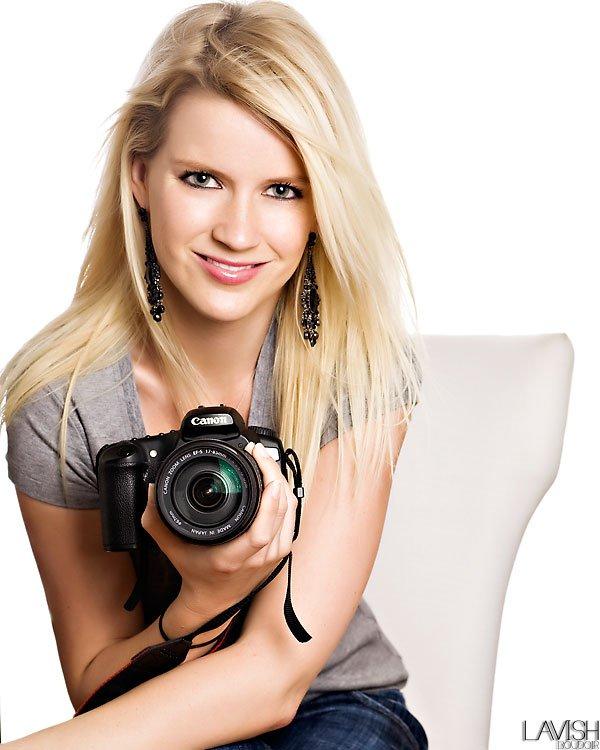 Leslie Cersovski - Principal Photographer