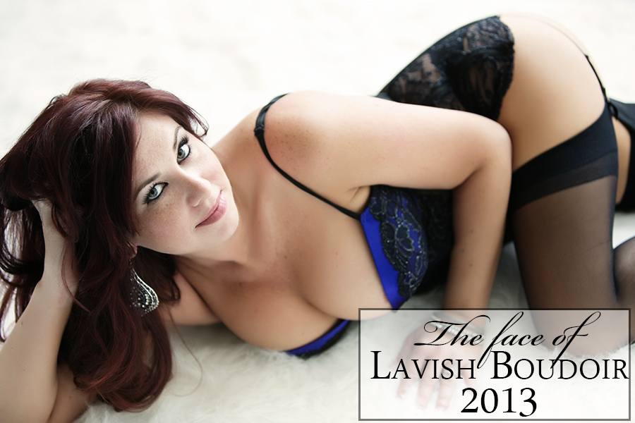 face of Lavish Boudoir winner 2013