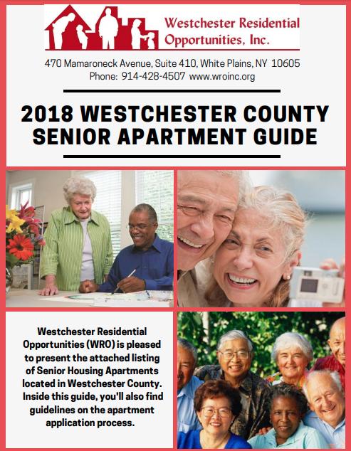 Click image to access WRO's 2018 Senior Apartment Guide.