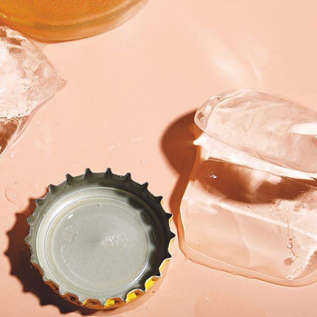 Aqui na @lajepiraja, cerveja não tem cerimônia, mas tem uma regra: estar gelada.